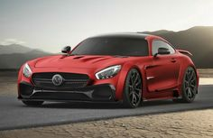 Mercedes AMG GT S Mansory 1