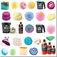 Enter to Win $1,000 Premium Bath and Beauty Items from LUSH and MORE – ends 3/3