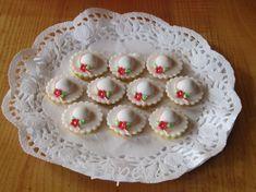 svatební cukroví - kloboučky , Cukroví a zákusky dorty   Dorty od mamy