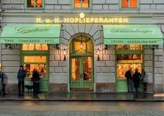 Zuckerbäckerei & Sparkling Schlumberger Bar im Palais Todesco - Gerstner&Schlumberger | Wien
