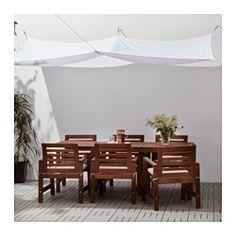 IKEA - DYNING, Tenda parasole, Il tessuto offre un'ottima protezione…
