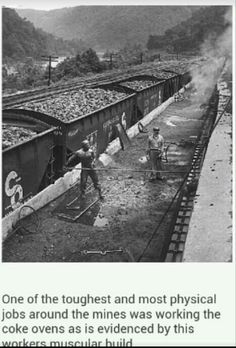 Fayette co. New River Gorge. Fayette Co. Gi Joe, New River Gorge, Coal Mining, West Virginia, Railroad Tracks, American History, Trains, Steam Engine, Coke