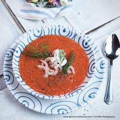 Suppe kochen - Köstliche Suppen Rezepte Thai Red Curry, Ethnic Recipes, Food, Cooking Recipes, Meal, Essen, Hoods, Meals, Eten