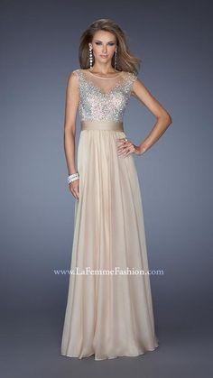 La Femme 19694 | Prom 2014 Collection