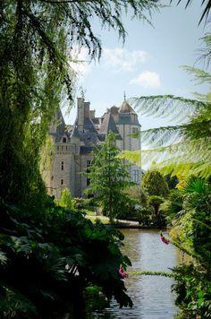 Château des Ravalet, Tourlaville Manche France