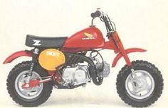 1983 Honda Z50R