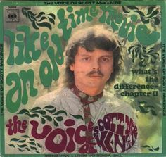 Scott McKenzie (born Philip Wallach Blondheim, January 10, 1939 – August 18, 2012)