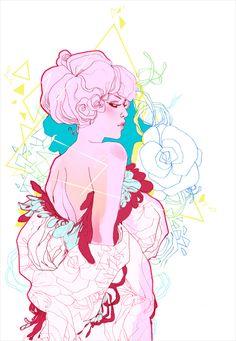 Marguerite Sauvage + http://www.margueritesauvage.com