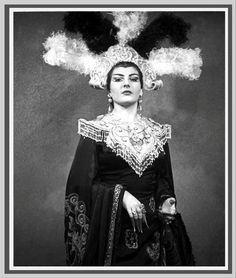 Callas as Turandot at Teatro Colon from Buenos Aires 1948 - 1949