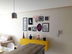Apartamento da leitora   Decoração pop e moderna