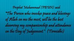 quote of Prophet Muhammad (PBUH), Hadith