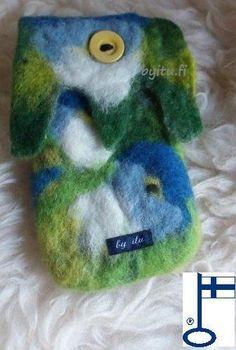 Leena-pussukka Suomiorvokit keltanappi