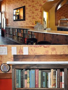 Two Sisters Bar & Books in Hayes Valley, San Francisco - 15 Amazing Book-Filled Bars Where We'd Like to Drink