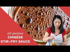 Easy Chinese Stir Fry Sauce - Busy Cooks Chinese Stir Fry Sauce, Chinese Chicken Stir Fry, Easy Chinese Recipes, Asian Recipes, Hunan Chicken Recipe, Homemade Stir Fry Sauce, Easy Stir Fry, Stir Fry Recipes, Wok Recipes