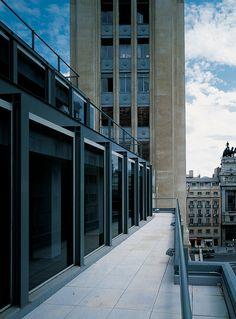 gabriel allende orange book. Architecture. 12 Projects. Realities and Fiction. Virgen de los Peligros Building, Madrid