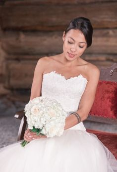 Gorgeous Kizil wearing the Emporia, Enzoani. Chic Wedding Dresses, Bridal Boutique, Intuition, Bridal Accessories, Bridal Gowns, Real Weddings, Wedding Day, Bride, How To Wear