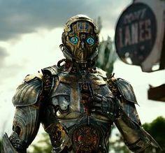 Autobot Cogman