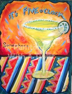 "Margaritaville Fiesta ""It's Five O'Clock Somewhere"""