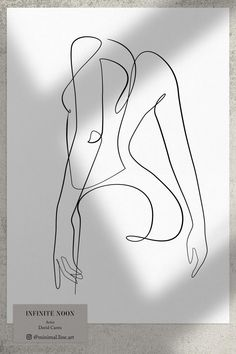 Art Drawings Sketches, Easy Drawings, Abstract Sketches, Minimal Drawings, Couple Drawings, Minimal Art, Outline Art, Outline Drawings, Minimalist Drawing