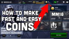 how to make a lot of money on madden mobile