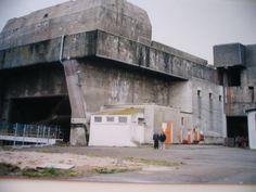 Base sous- marine  FESTUNG SAINT-NAZAIRE