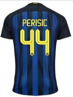 5309ea28d ... Away YAO 94 Soccer Jersey G933 16-17 Football Shirt Inter Milan Home  PERISIC 44 Cheap Replica Jersey G00955 ...