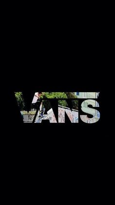 Vans Logo Iphone Wallpaper