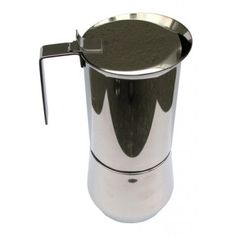It also comes in a 10 serving size, but not available at Seattle Coffee Gear.  This store offers free shipping for most orders.   Ilsa Express Espresso Stove Top - 6 Cup