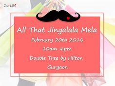 #ExhibitionsInGurgaon #AllThatJingalala #GurgaonTimes #Handlooms #indianwear #EthnicWear