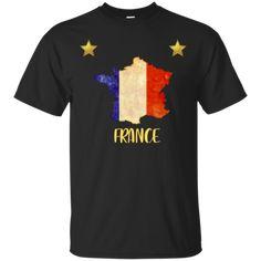 Allez Le Bleus T-Shirt France World Cup 2018, France 1, Custom Shirts, T Shirt, Tees, Mens Tops, Go Blue, Custom Tailored Shirts, Supreme T Shirt