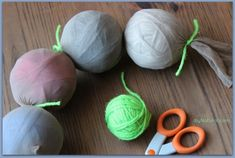 Wool Dryer Balls - replacement for dryer sheets