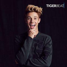 Cameron Dallas for TigerBeat