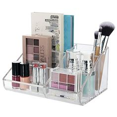 Premium Quality Plastic Cosmetic Storage and Makeup Palette Organizer >>> Read more at the image link. (This is an affiliate link) #MakeupOrganizers
