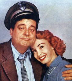 The Honeymooners-we used to watch the repeats on channel 11 at 11pm . after awhile we had every line of dialogue memorized