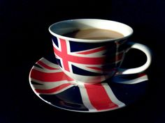 union jack cup of tea
