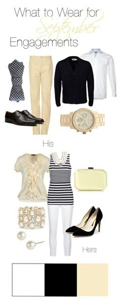 What to wear for your engagement session in September
