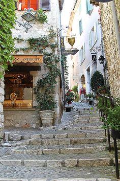 St. Paul de Vence, France (Riviera)