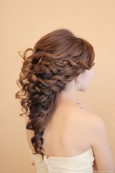 wedding hairstyle - zzkko.com