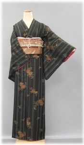 ee10afac7a Komon (小紋, literally small pattern) are worn by married and unmarried  women. They have a pattern covering the entire kimono but with no  particular ...