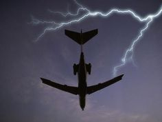 Writer Nina Hahn was once on a plane that was struck by lightning mid-flight—but instead of letting that incident curtail her ability to fly, she regained control over her fear of flying. Here's how.