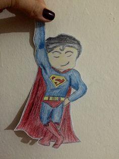 Süperman olmak lazım bazen!