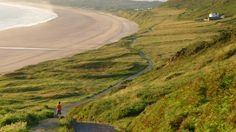 Rhossilli, Gower Cymru, Wales, Country Roads, Welsh Country, Welsh
