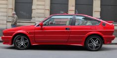Alfa Romeo Gtv, Alfa Romeo Cars, Alfasud Sprint, Profile View, Car Manufacturers, Cars And Motorcycles, Luxury Cars, Cool Cars, Classic Cars