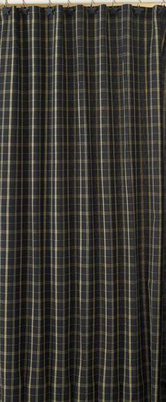 Blackstone Shower Curtain