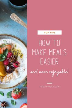 Tips to make meals NOT feel like the ultimate task. You love your healthy food but you feel like you spend too much time dealing with the prep? Would you like to enjoy your meals even more? I'm giving you 3 quick tips to make the most out of your healthy plant based meal prep so you can truly enjoy your food. I'll talk about easy meal prep, vegan meals, vegan food, vegan meal prep, plant based food, healthy food, meal prep for beginners, vegan meals for beginners, becoming vegan. Vegan Meal Prep, Easy Meal Prep, Vegan Meals, Vegan Food, Vegan Recipes, Easy Meals, Plant Based Diet, Plant Based Recipes, Healthy Nutrition