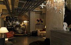 Andy Warhol Room - Als Showroom, Party Location oder auch für kreative Meetings eignet sich die Location für bis zu 30 Personen.