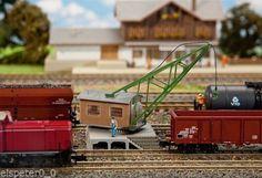 Faller-Hobby-232511-Scale-N-Crane-Miniaturwelten-Model-Building-Kit-1-160