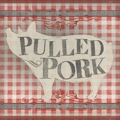Gingham+BBQ+IV Meat Shop, Best Canvas, Canvas Artwork, Online Art Gallery, Gingham, Bbq, How To Memorize Things, Fine Art Prints, June