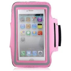ETOU Water Resistant Material Design Protective Armband Sport Case for iPhone 5 (Pink) >>> Visit the image link more details. (This is an affiliate link) #CasesHolstersClips