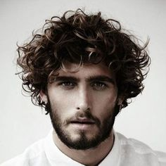 39 Best Curly Hairstyles Haircuts For Men 2019 Guide: 39 Best Curly Hairstyles Haircuts For Men 2019 Guide. 39 Best Curly Hairstyles Haircuts For Men 2019 Guide. Long Curly Hair Men, Haircuts For Wavy Hair, Curly Hair Cuts, Curly Hair Styles, Men Hairstyles, Shaggy Hairstyles, Amazing Hairstyles, Thick Hair, Straight Hairstyles